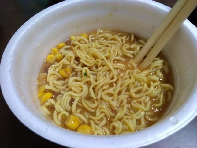 ごつ盛り カップ麺
