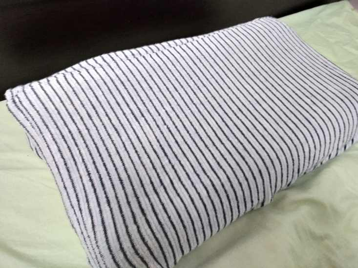 我が家の枕