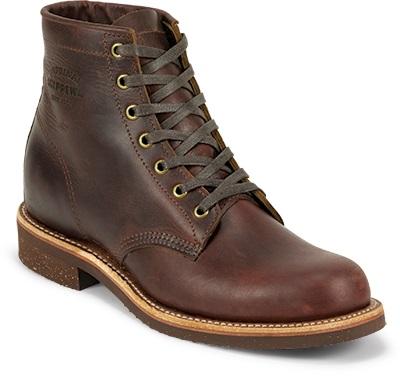 チペワのブーツ(ブラウン)