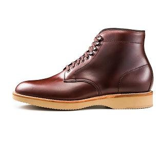 ブラウンの革靴2