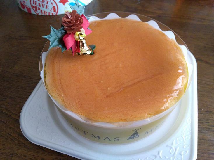 4号のチーズケーキ