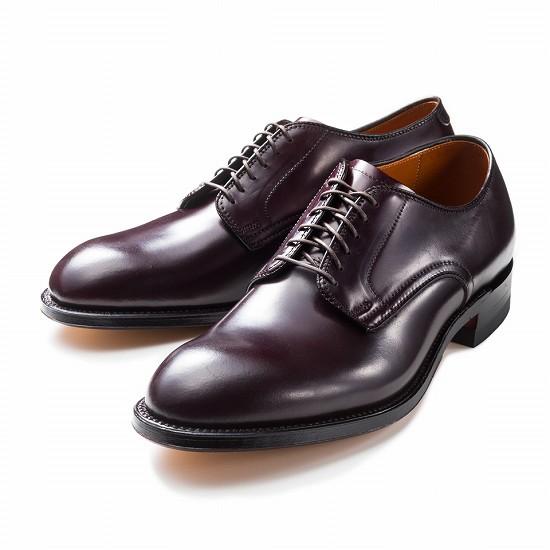 オールデンのかっこいい靴(茶色