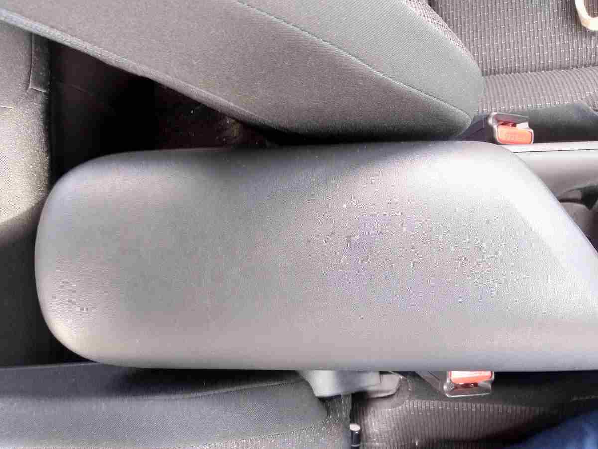 車のコンソールボックス