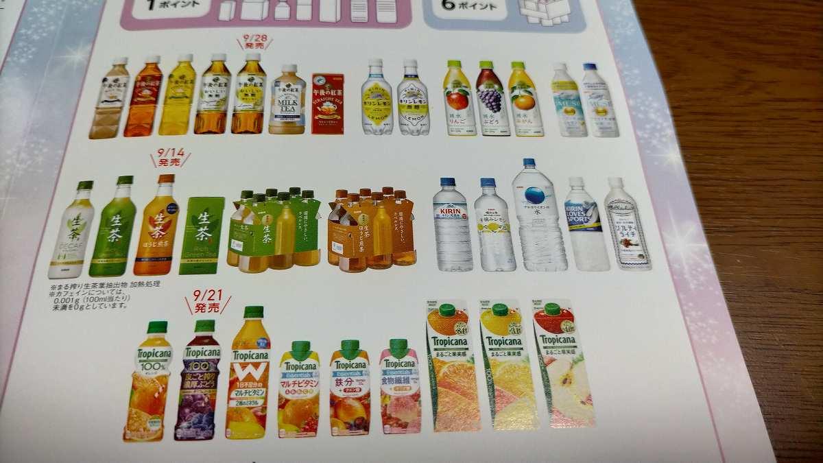 キリン製品の画像
